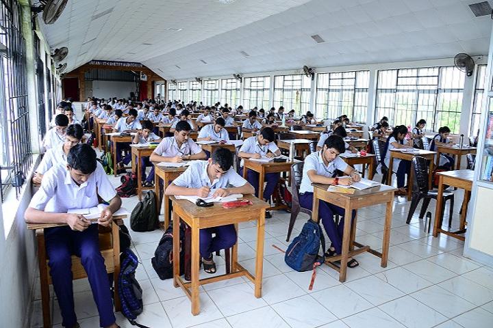 Karkala Jnanasudha Pre University College-Library Reading Room