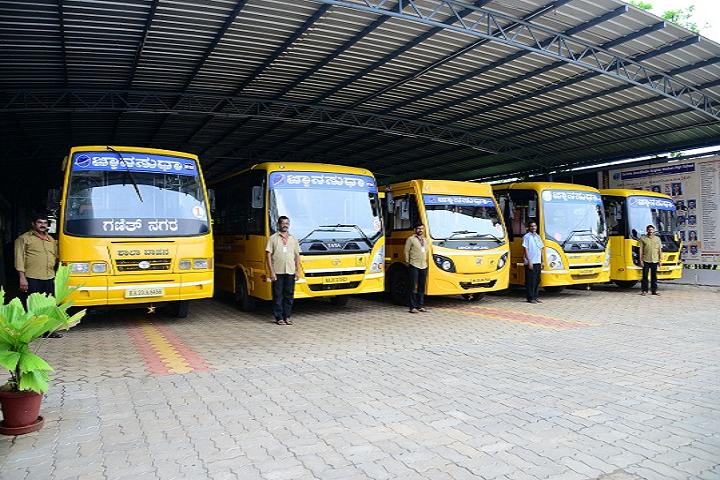 Karkala Jnanasudha Pre University College-Transport