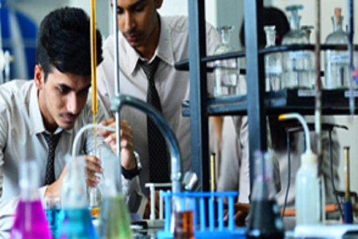 Mahesh Pre University College-Chemistry Laboratory