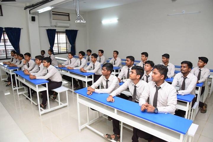 Mahesh Pre University College-Classroom View