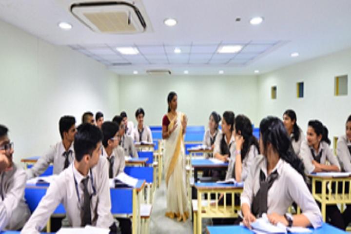 Mahesh Pre University College-Classroom