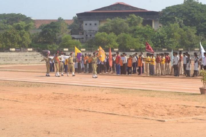 Mahesh Pre University College-Sports Meet