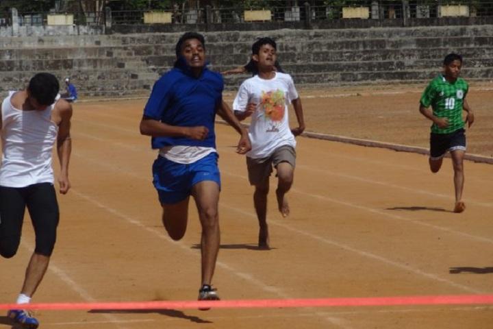 Mahesh Pre University College-Sports