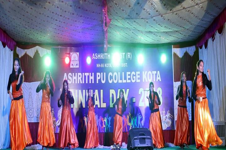 Ashrith Pre University College-Annual Day