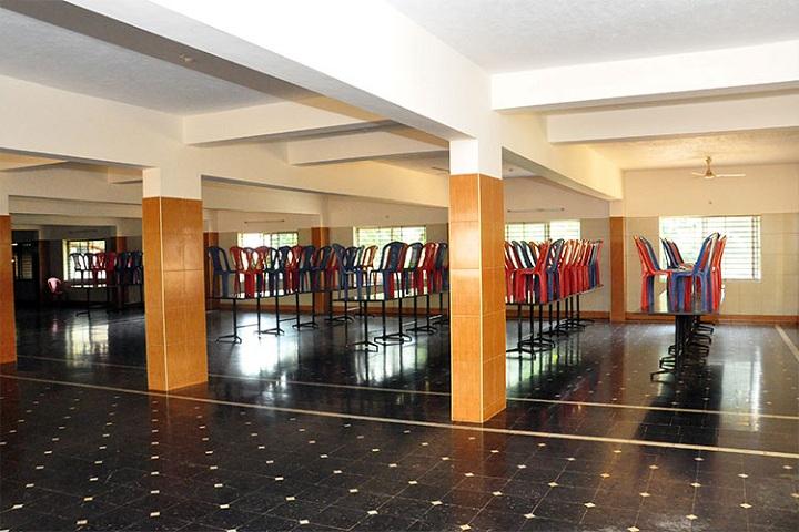 Ashrith Pre University College-Cafeteria