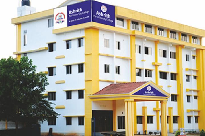 Ashrith Pre University College-Campus-View