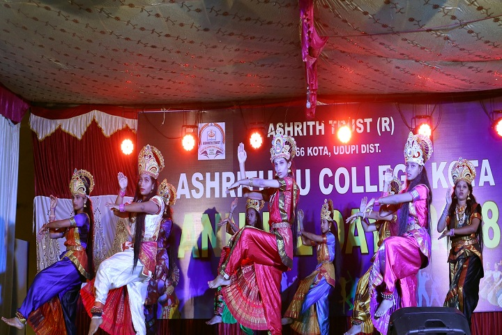 Ashrith Pre University College-Events