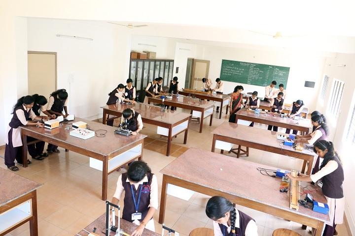Ashrith Pre University College-Physics Laboratory