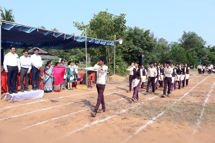 Ashrith Pre University College-Sports Day