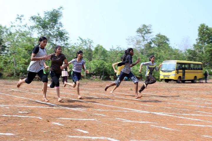 Ashrith Pre University College-Sports