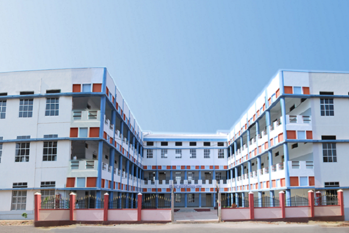 SNJPSNMS Independent Pre University College-Campus-View