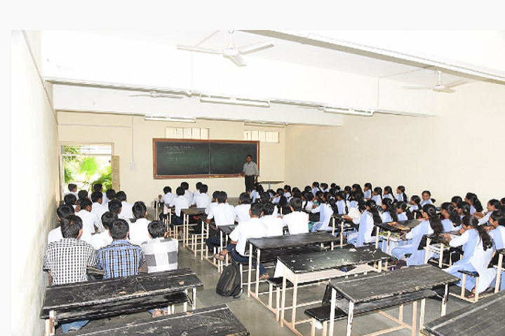SNJPSNMS Independent Pre University College-Classroom View