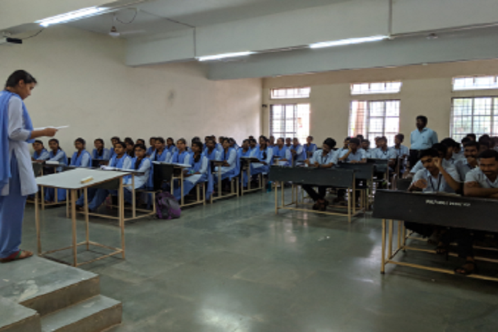 SNJPSNMS Independent Pre University College-Classroom