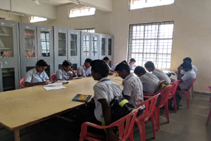 SNJPSNMS Independent Pre University College-Library