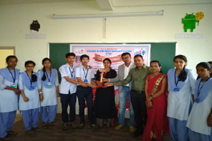 SNJPSNMS Independent Pre University College-Prize