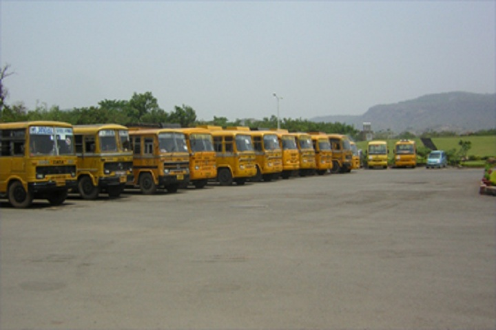O.P. Jindal School-Transport