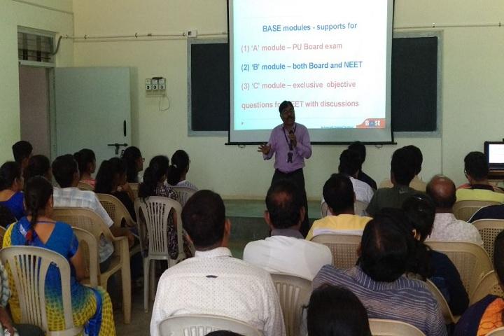Vidyaniketan Independent Pre University College-PTM