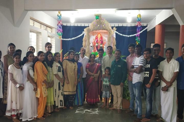 Vidyaniketan Independent Pre University College-Puja