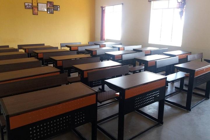 Saptagiri Pre University College-Classroom