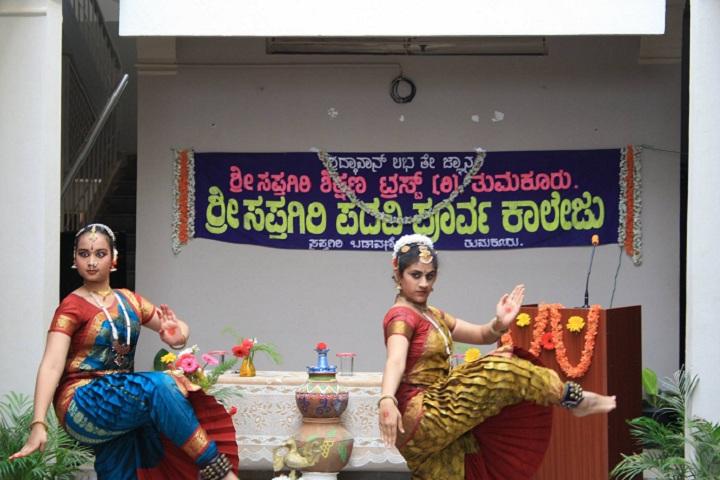 Saptagiri Pre University College-Dance