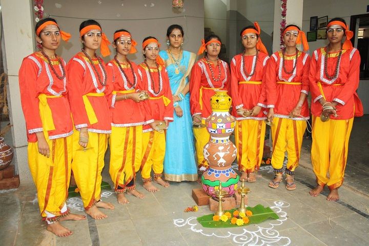 Saptagiri Pre University College-Events