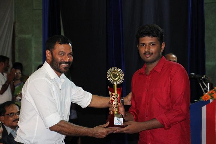 Saptagiri Pre University College-Prize