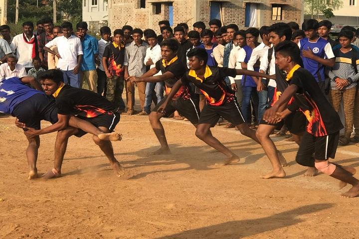 Saptagiri Pre University College-Sports