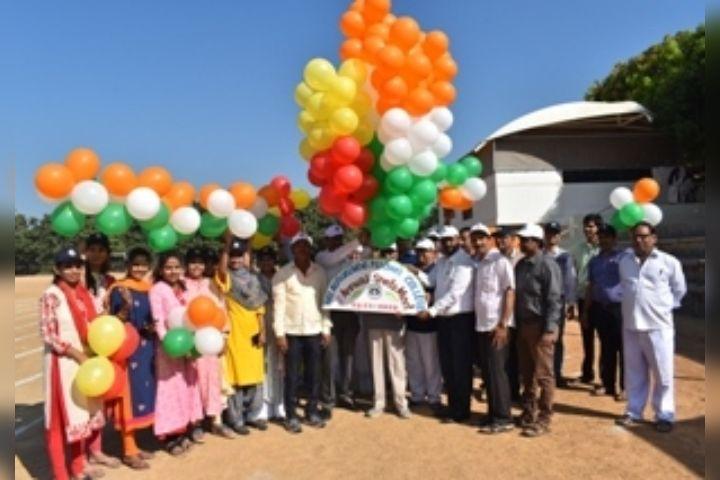 Sri Aurobindo Pre-University College-celebrations