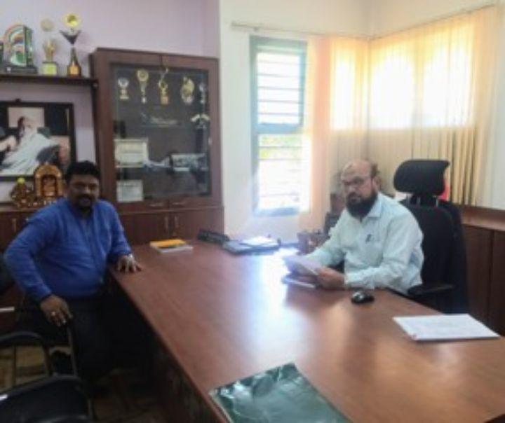 Sri Aurobindo Pre-University College-office