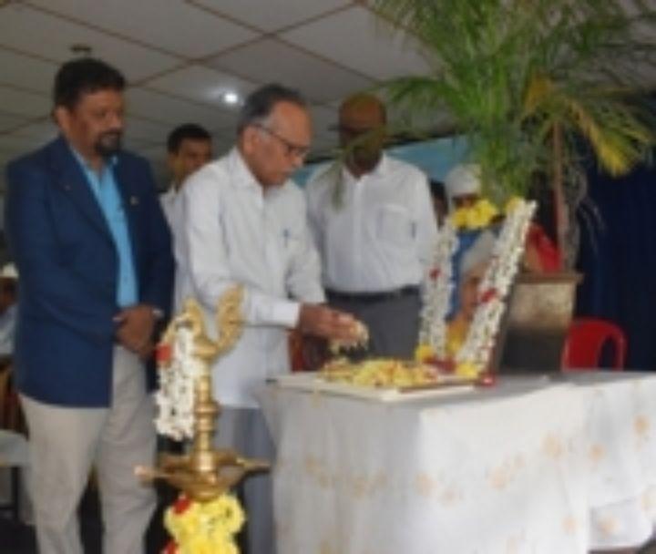 Sri Aurobindo Pre-University College-teacher