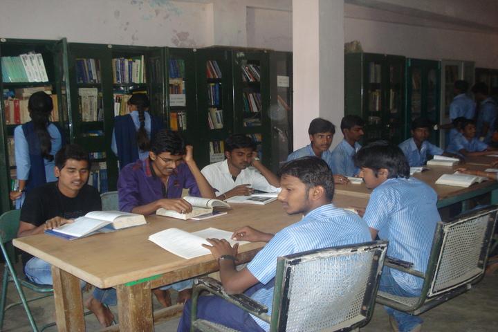 DVS Composite Pre-University College-Library