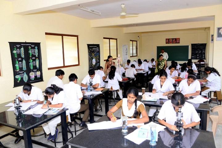 SVIC Jnanodaya Pre University College-Biology Laboratory