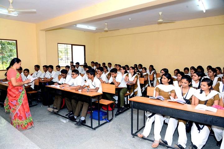SVIC Jnanodaya Pre University College-Classroom