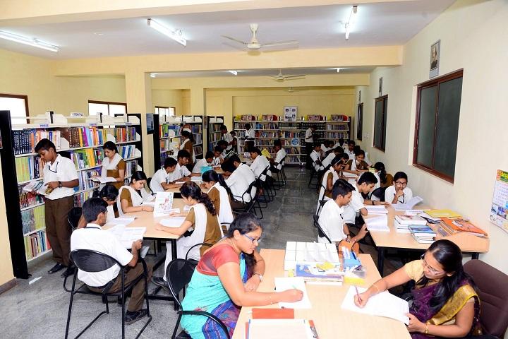 SVIC Jnanodaya Pre University College-Library