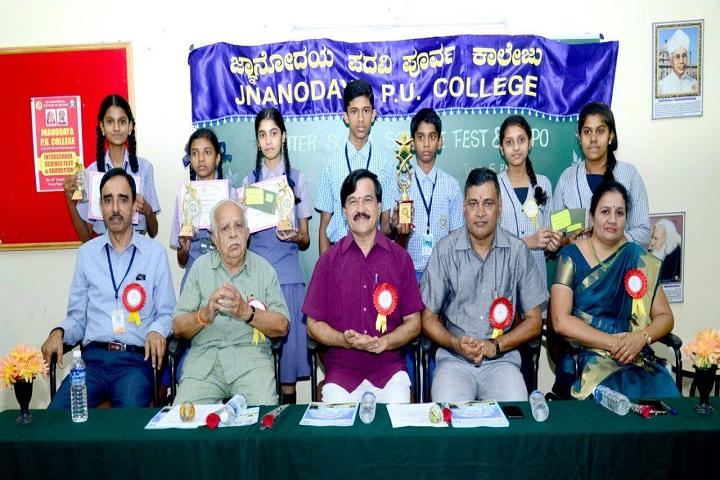 SVIC Jnanodaya Pre University College-Programme