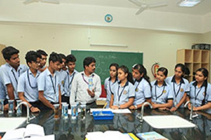 Seshadripuram Independent Pre University College-Biology Laboratory