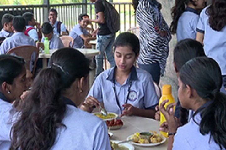 Seshadripuram Independent Pre University College-Cafeteria
