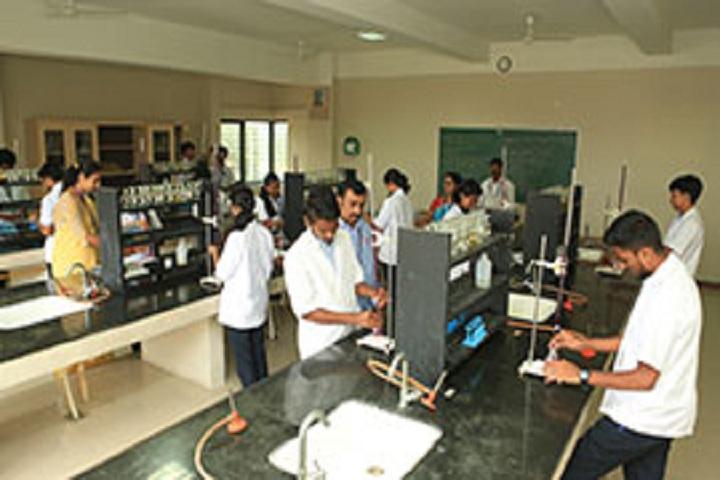 Seshadripuram Independent Pre University College-Chemistry Laboratory