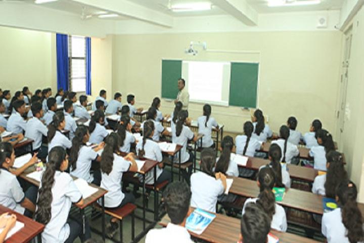 Seshadripuram Independent Pre University College-Classroom Smart