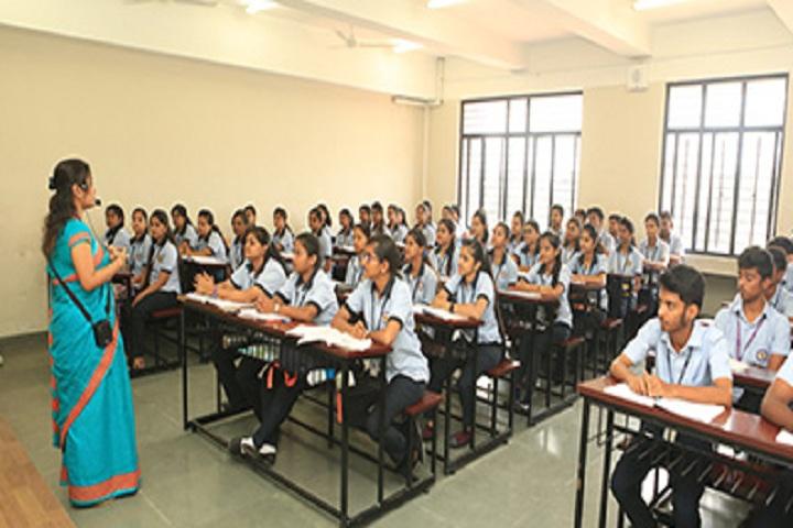 Seshadripuram Independent Pre University College-Classroom