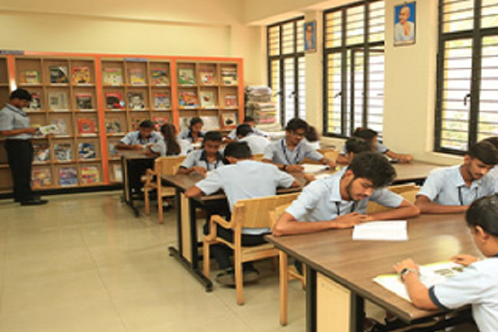 Seshadripuram Independent Pre University College-Library Reading Room