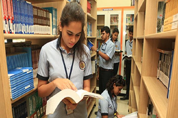 Seshadripuram Independent Pre University College-Library