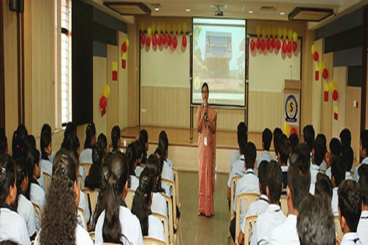 Seshadripuram Independent Pre University College-Seminar