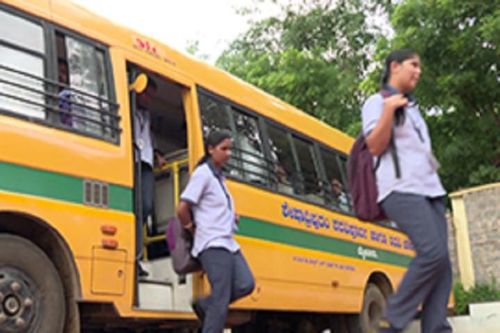 Seshadripuram Independent Pre University College-Transport