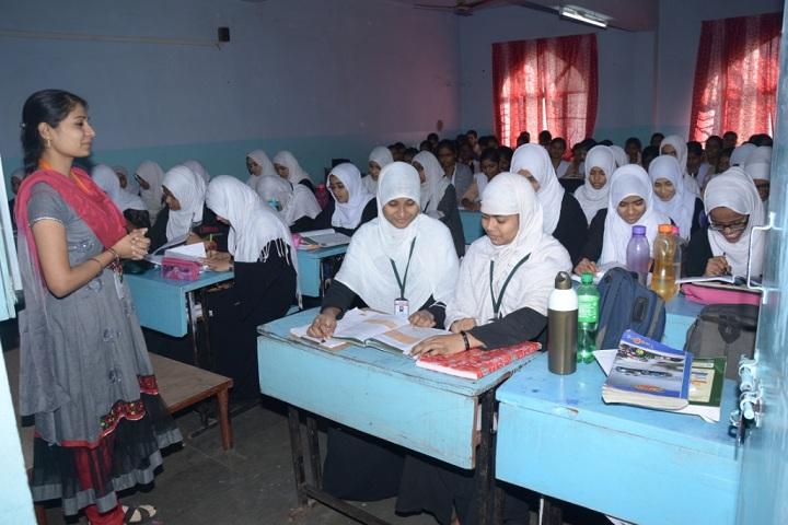 Shaheen Pre University College-Classroom