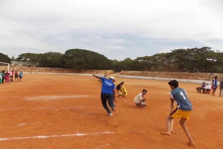 Mahesh Pre University College-Cricket