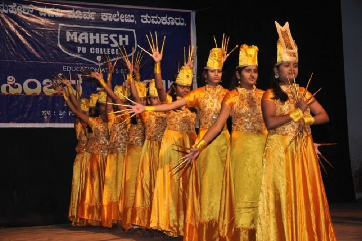 Mahesh Pre University College-Events