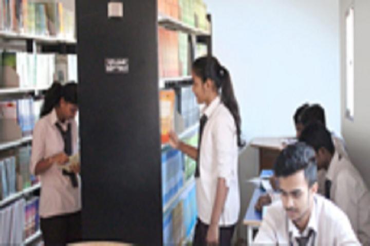 Mahesh Pre University College-Library