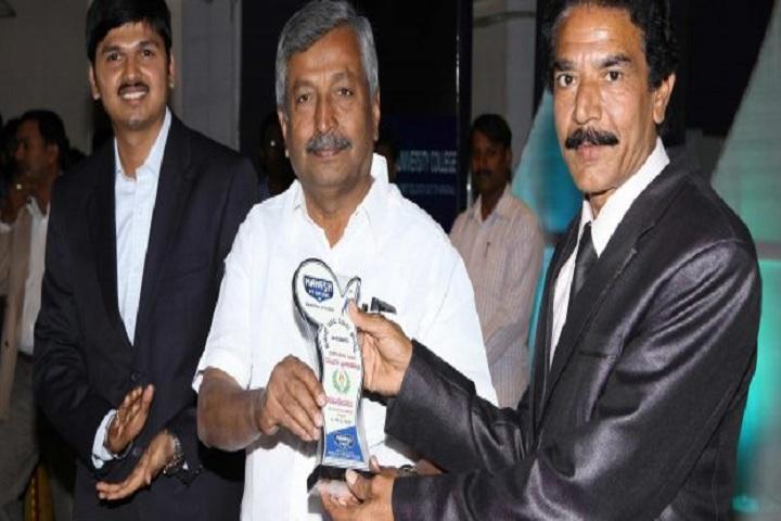 Mahesh Pre University College-Prize