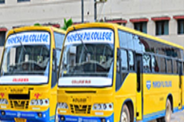 Mahesh Pre University College-Transport